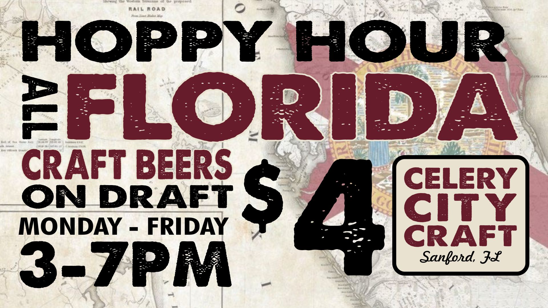 Happy Hour at Celery City Craft