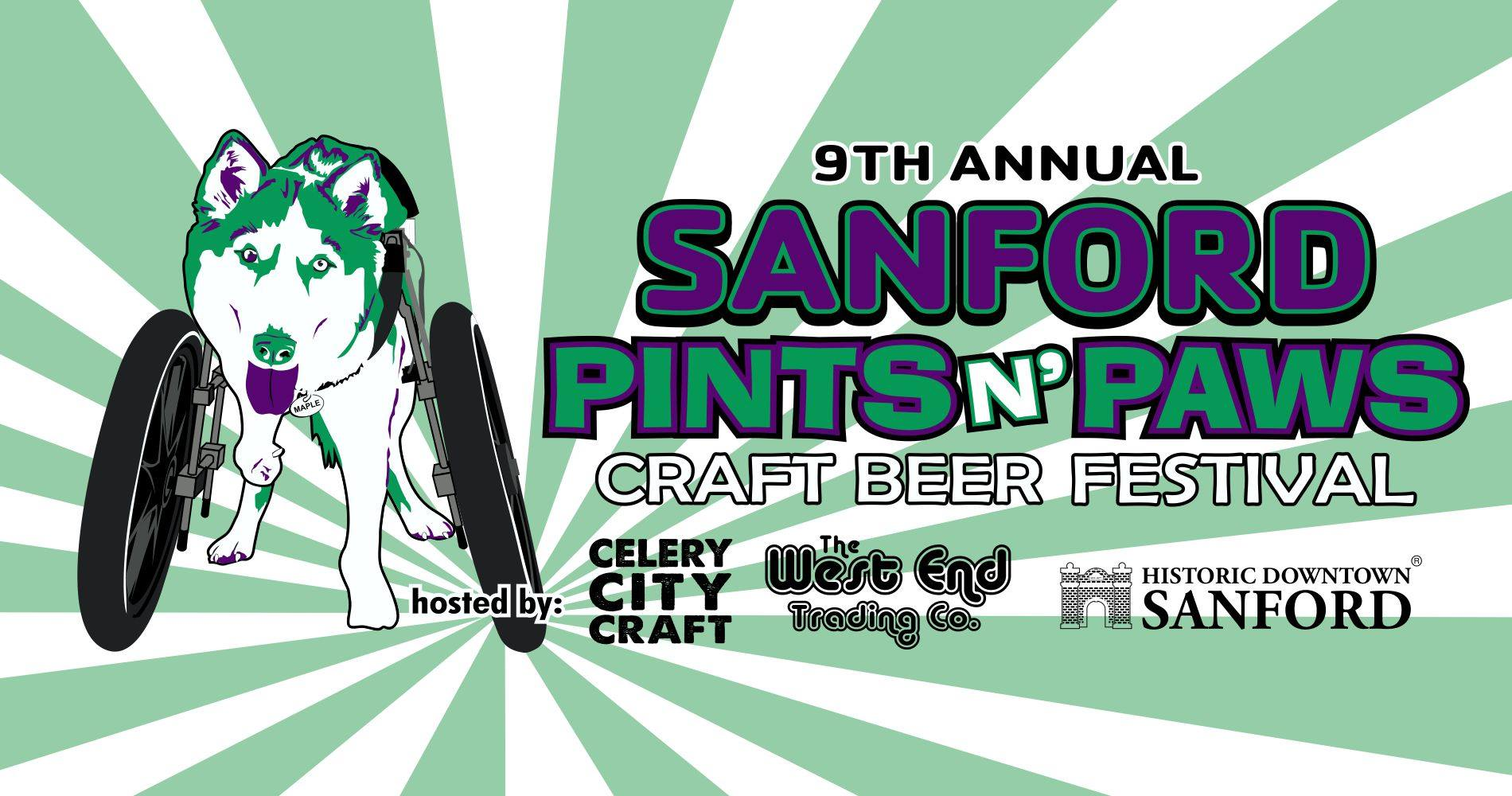9th Annual Pints n' Paws Craft Beer Festival